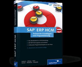 SAP ERP HCM Technische Grundlagen und Programmierung